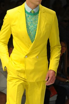monsieurcouture: Salvatore Ferragamo S/S 2013 Menswear Milan Fashion Week