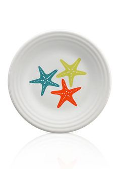 Fiesta® Dinnerware Starfish Luncheon Plate - exclusively at Belk