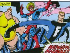 Grupo dos Avengers dos Grandes Lagos
