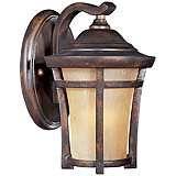 """Maxim Balboa VX 9 1/2"""" High Copper Oxide Wall Light"""