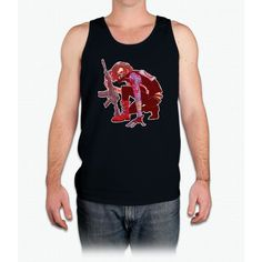 Punk!Winter Soldier - Mens Tank Top