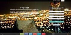 Social Network www.colycool.com