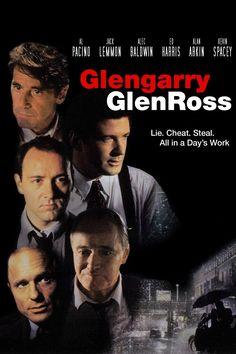 Glengarry Glen Ross - It's Lemmon and Pacino (nuff said)