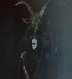 Baphomet, Arte Horror, Horror Art, Imagenes Dark, Night Gallery, Satanic Art, Arte Obscura, Witch Art, Dark Lord