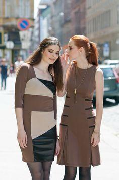 fall brown colors #shinefashion