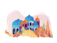 Mosque designed by Nurhadi. Connect with them on Dribbble; the global community for designers and creative professionals. Cute Patterns Wallpaper, Colorful Wallpaper, Islamic Art Pattern, Pattern Art, Watercolor Illustration, Digital Illustration, Poster Ramadhan, Eid Mubarak Wallpaper, Ramadan Poster