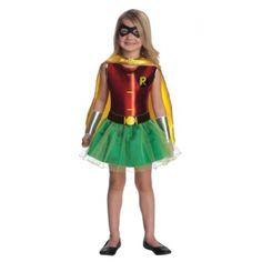 Déguisement Robin fille