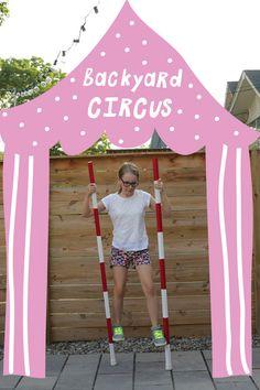 DIY Circus Stilts - this heart of mine