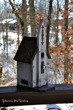 20+ Stunning Bird Houses - A Collection Of Beautiful Birdhouses