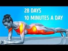 45 Minute HIIT & Total body Toning Tabata Workout - High Intensity Interval Training Workout - YouTube