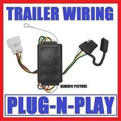 hyundai tucson trailer wiring harness