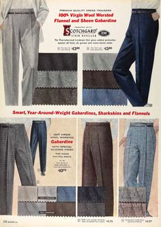 96c35aab4eff 20 Best 1958 American Ladies and Menswear Sears Catalogue images ...