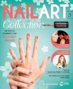 #nailart #collection #edicola #unghie #smalto
