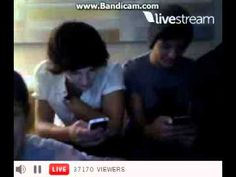 One Direction Twitcam 30/08/2012 Part 2