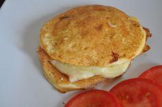 Panburger (hamburger de pancakes)