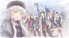 Trails Of Cold Steel, The Legend Of Heroes, Nihon, Videogames, Legends, Fiction, Random, Drawings, Character