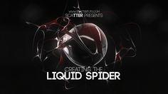hipnc Houdini  07. Liquid Spider Effect on Vimeo #hipnc