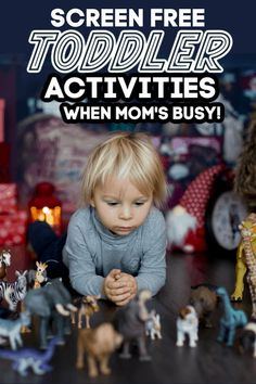 Easy outside the box toddler activities to help mom keep toddler busy and entertained through the day. Toddler Preschool, Toddler Activities, Learning Activities, Practical Parenting, Good Parenting, Finger Painting For Toddlers, Colors For Toddlers, Educational Games For Kids, Future Mom