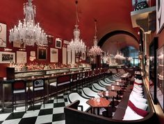 Most Stylish Bars in New York City Photos | Architectural Digest