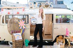Rachel Huntington - Owner of Bonjour Fete - A party boutique