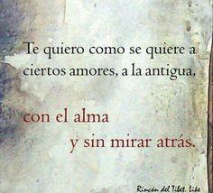 Te qiero con mi alma - i love u with my soul