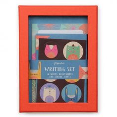 Spironauts boxed writing set - I have this!