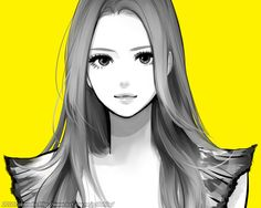this is a great manga,,, i think i had dried my eyes from tears supply for weeks. Woman Illustration, Character Illustration, Manga Girl, Manga Anime, Woman Drawing, Anime Artwork, Female Art, Art Girl, Character Art