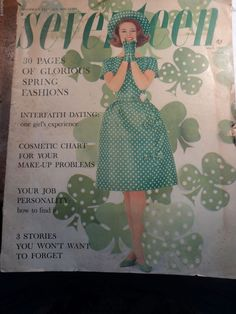 March 1961 cover with Susan Van Wyck
