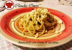 Rustichelli con crema di zucchine verdi di Claudia Oneri - Ricette - Cookkando In Cucina Facile FacileRicette – Cookkando In Cucina Facile Facile