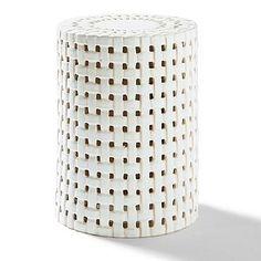 Rowan Woven Side Table