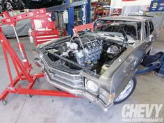 LS Engine Swap - Modern Muscle An LS Swap can Infuse New Life into Classic Muscle 1303 Chpp 01 O LS Engine Swap Chevy