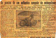 O Clã Ceccarelli surgiu em Campinas, SP, no início do Século XX, quando Constante Ceccarelli se viu terminantemente apaixonado por motocycletas e bicycletas (carros também)... veja mais em nosso site.... Broadway, Campinas, In Love, Hs Sports, Cars