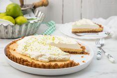 Η Key Lime Pie (Τάρτα λάιμ) που έλειπε από τη ζωή σου - madameginger.com