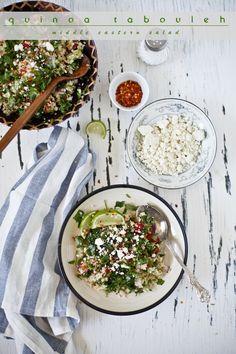 Quinoa Tabouleh | Sunshine and Smile