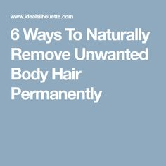 Even though you will be unable to dispose the body hair permanently, the strategies beneath will be successful to enable you in your week by week/month to month battle to monitor your body hair. Natural Hair Removal, Natural Skin Care, Natural Shampoo, Hair Removal Remedies, Body Hacks, Unwanted Hair, Natural Beauty Tips, Hair Health, Skin Treatments