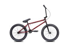 Cult Gateway Complete BMX Bike Trans Red 2017 – Bakerized Action Sports