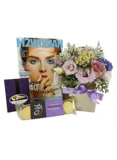 Lovely Lilac Selection - Auckland Delivery - Bestow Gifts + Flowers - Howick - Auckland - NZ