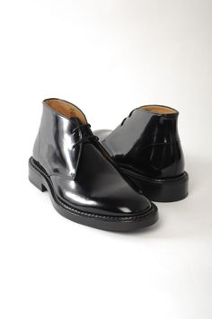 Gaspar Black Desert Shoes
