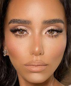 Soft Makeup Looks, Glam Makeup Look, Day Makeup, Makeup Inspo, Makeup Inspiration, Beauty Makeup, Hair Beauty, Makeup Challenges, Beautiful Eye Makeup
