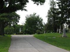 Saint Mary's Cemetery  Painesville  Lake County  Ohio  USA