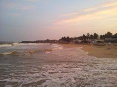 Serenity Beach,Pondicherry