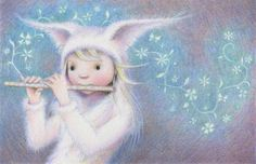 """""""Winters Song"""" - by Kathy Hare"""