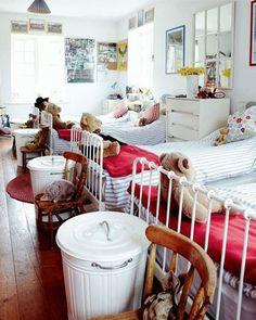 Shake My Blog   Des dortoirs pour les enfants