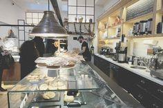Pi Bakerie soho n.y.  #NEWYORK #bakery #soho #patisseries #baking #apron…