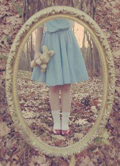 Reflecting Childhood (by {peace♥})