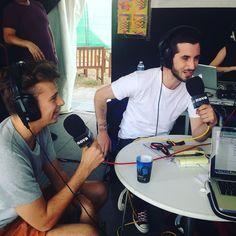Allez @flumemusic pour débuter ces 3 jours de festival au @solidays !