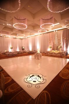 Beautiful blush pink reception at the Four Seasons   Photography: Seebeck Photography   Wedding Planner: Cosmopolitan Events