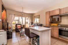 #JustListed: 1- Bed 1st Floor Apartment in LONEHILL Asking Price: R 760 000 Sunny, light and bright ... all you want from a home! #TalkToAndris on 0827449299