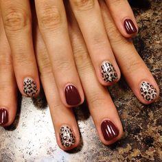 New Nails Cute Design Cheetah Print Ideas fallgelnails Fall Gel Nails, Glitter Gel Nails, Acrylic Nails, Glitter Makeup, Diy Nails, Fancy Nails, Trendy Nails, Leopard Print Nails, Cheetah Nail Art