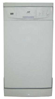 "SPT SD-9241W 18"" Portable Dishwasher in White - http://bestdishwashershop.net/spt-sd-9241w-18-portable-dishwasher-in-white"